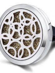 Autoclip diffuser Zilver - Ringen LD