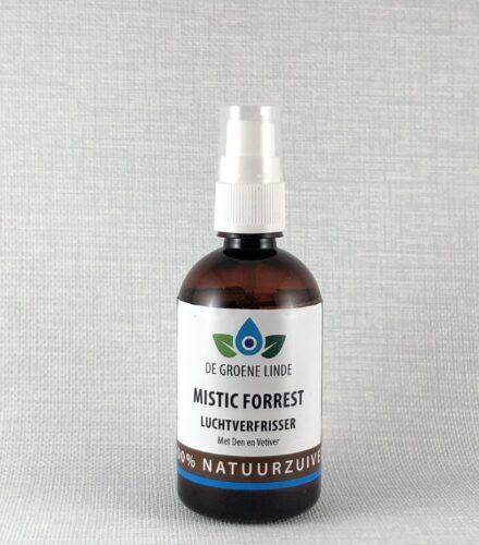mystic forest de groene linde