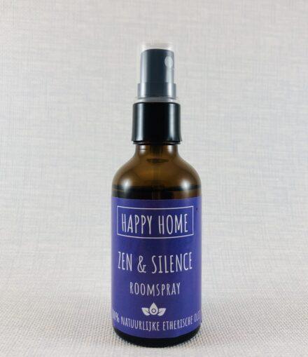 zen & silence roomspray